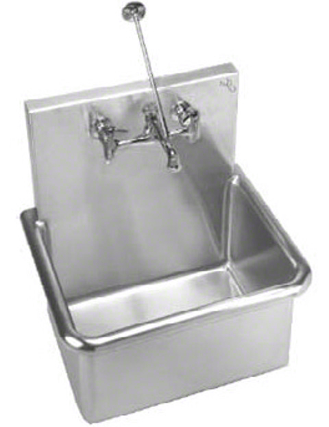 Janitorial Sink : The Industry Source for Durable, Quality Stainless Steel Sinks that ...
