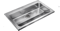 Enviro Series Stainless Steel Sinks - Just Manufacturing