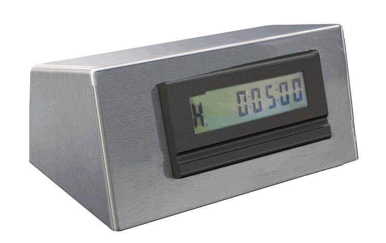 Digital Timer for Scrub Sink