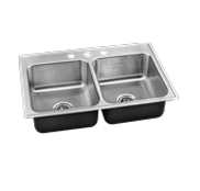 Double Compartment Sinks - Just Manufacturing
