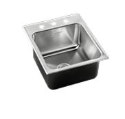 Single Bowl Stainless Steel Sinks - Just Manufacturing