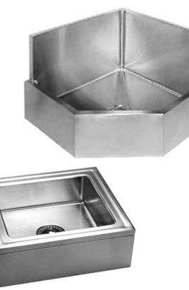 Custom Sink Solutions For Stainless Steel Just Mfg