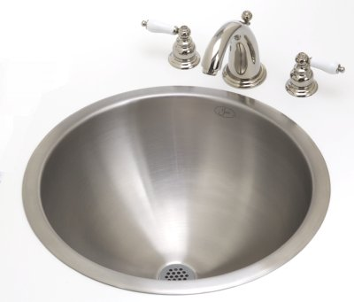Stainless Steel The Latest Trend For Lavatory And Bathroom Sinks