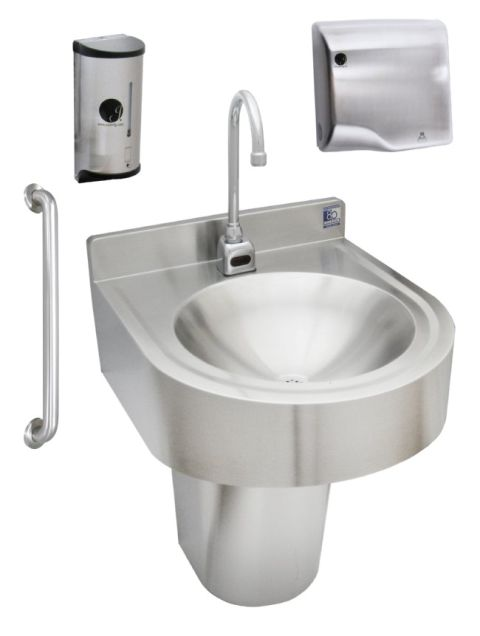 Ada Compliant Lavatory Package