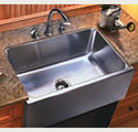 Single Compartment Kitchen Sinks