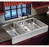 Charmant 3 Compartment Sink   Just Manufacturing