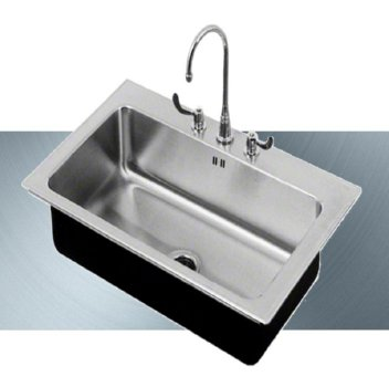 Commerical Stainless Steel Sinks Made in USA