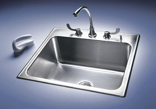 The Benefits Of A Self Rimming Drop In Sink