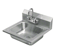Food Service Handwash Sinks - Just Manufacturing