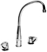 JTR-51-R70 - restricted swing spout faucet