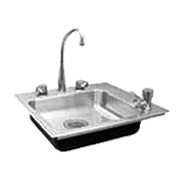 Academic Multi-Ledge Stainless Steel Sinks- Just Manufacturing