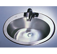 Stainless Steel Oval Sinks From Just Manufacturing