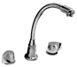 JWF-200-R70 restricted swing spout faucet