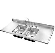 Health Care Stainless Steel Sinks - Just Manufacturing