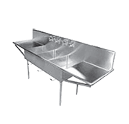 Stainless Steel Scullery Non-Food - Just Manufacturing