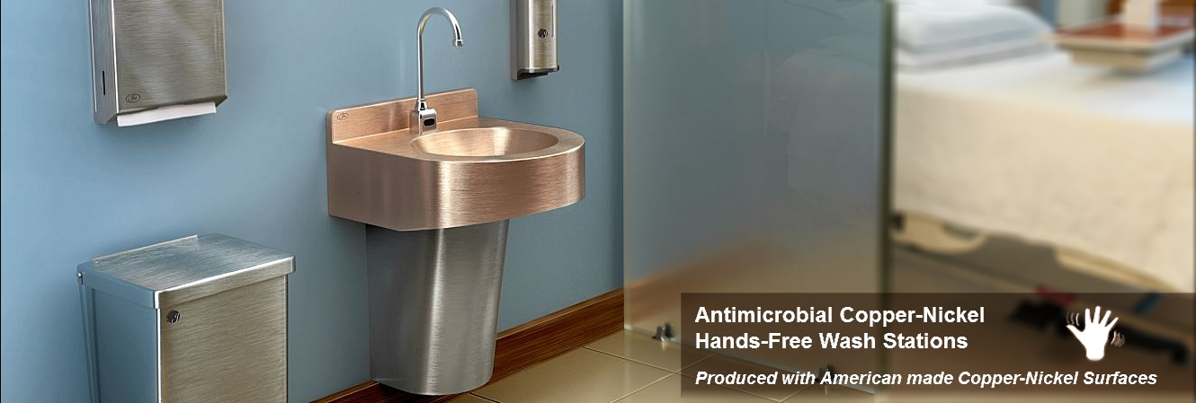 Antimicrobial Copper test