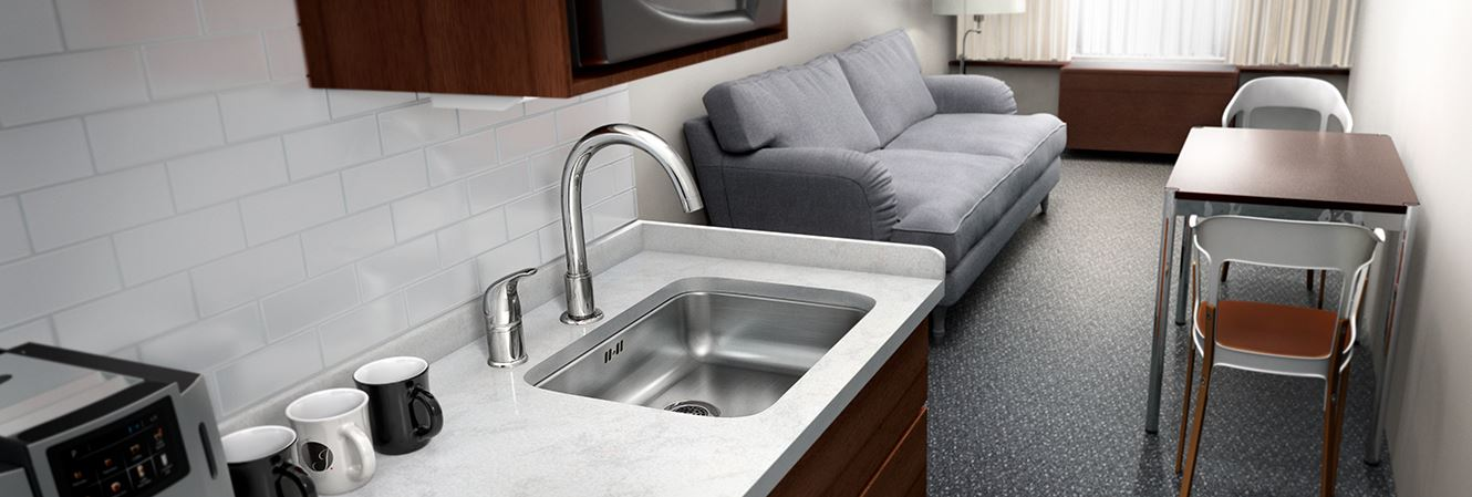 Commercial Stainless Steel Sinks from Just