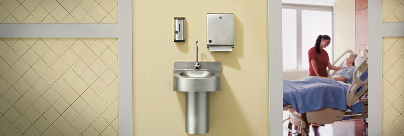 Handwash Station for Healthcare from Just
