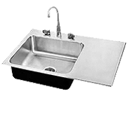 HEALTHCARE Stainless Steel Sinks - Just Manufacturing