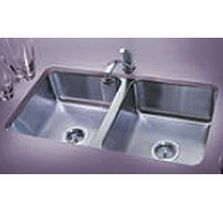 Institutional Single Bowl Stainless Steel Sinks - Just Manufacturing