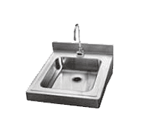 WALL-HUNG LAVATORIES SINK